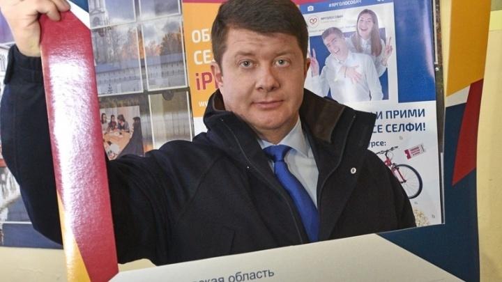 Владимир Слепцов лично проверил пирожки на всех избирательных участках Ярославля