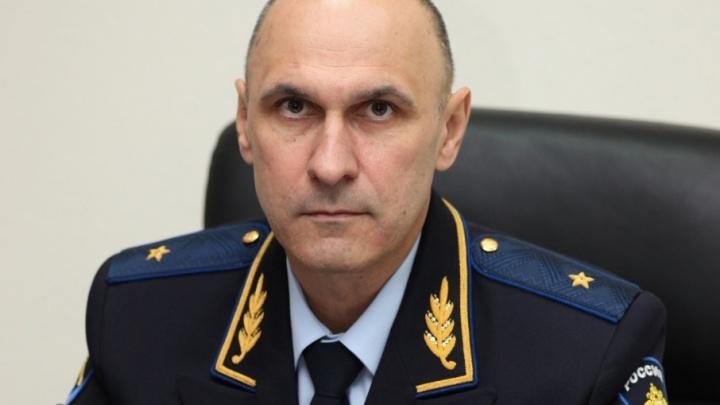 Владимир Путин отправил в отставку начальника ГСУ ГУВД по Волгоградской области