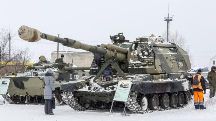 В Волгограде соревнования по мотокроссу совместят с военной реконструкцией и выставкой техники