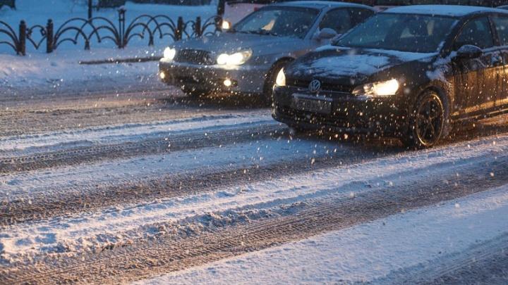 На Харьковской невнимательный пешеход угодил под колёса иномарки