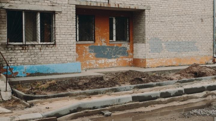 В Тюменском районе построят тротуаров на 130 миллионов рублей