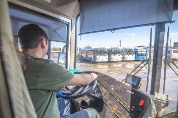 Автобусы поедут по заранее составленному маршруту