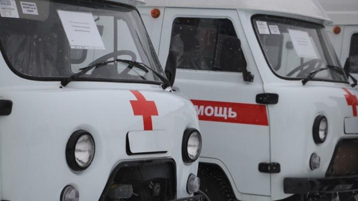 Новые машины скорой помощи прибыли в Поморье
