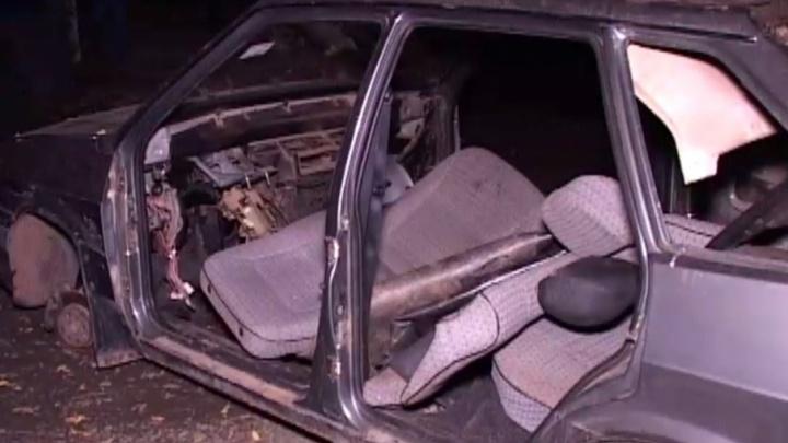 Полицейские поймали банду, похищавшую в Перми отечественные легковушки