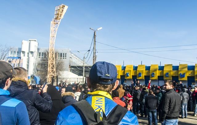 Билеты на матч «Ростов» – «Спартак» раскупили болельщики