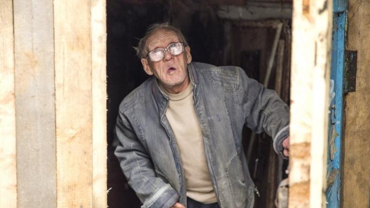 Ветерану из землянки в Ярославле за неделю перечислили 168 тысяч