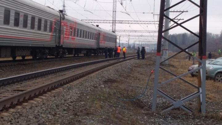 «В вагоне бомба»: мужчина, из-за которого в Кунгуре эвакуировали пассажиров поезда, отправится под суд
