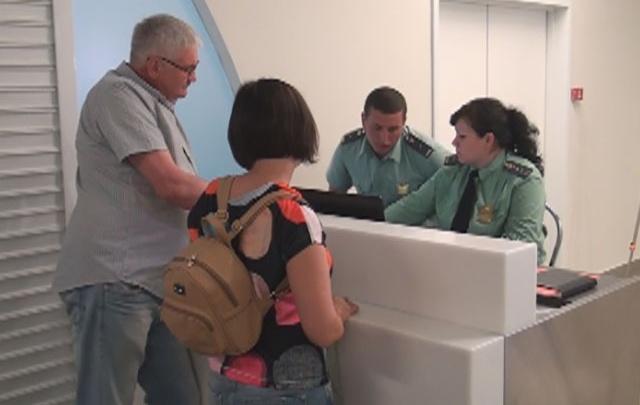 Приставы поймали должника в аэропорту Курумоч