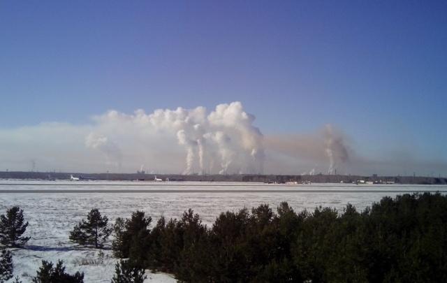 Сизая дымка в небе над Челябинском рассеется к вечеру субботы
