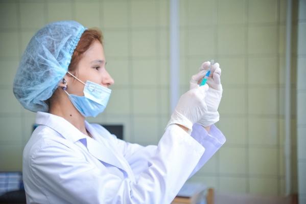 В регионе планируется привить не менее 40% населения и создать так называемую «иммунную прослойку»