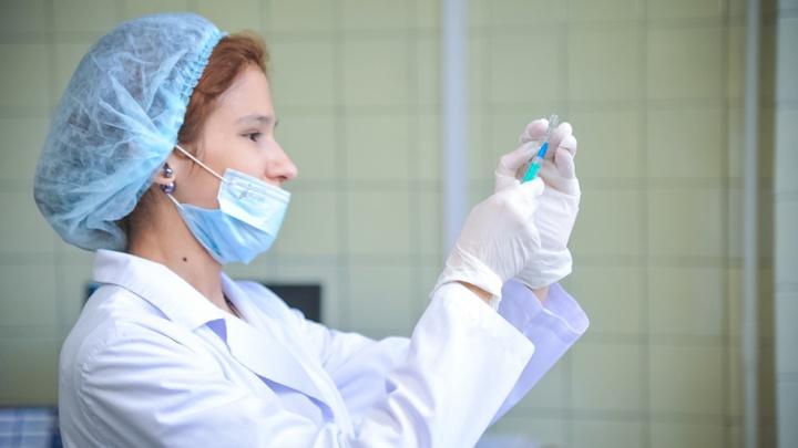 В Волгоградскую область поступило 240 тысяч доз вакцины от гриппа