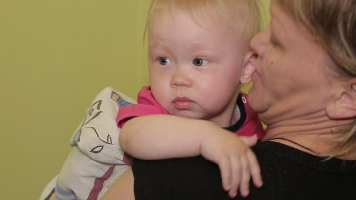 «Лучший подарок ко Дню медика»: челябинские врачи запустили почки годовалой малышке