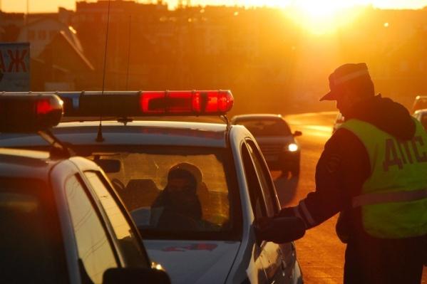 Инспектор ГИБДД компенсирует ущерб за незаконный штраф