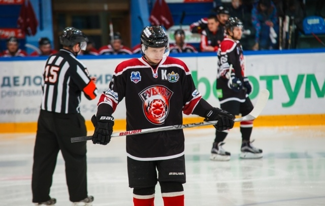 В четвертьфинале плей-офф «Рубин» встретится с командой «СКА-Нева»