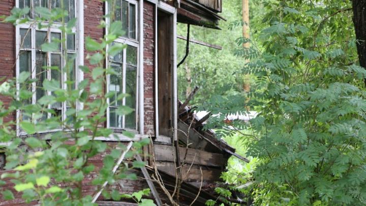 В Соломбале жителей разваливающейся «деревяшки» переселят в маневренный фонд