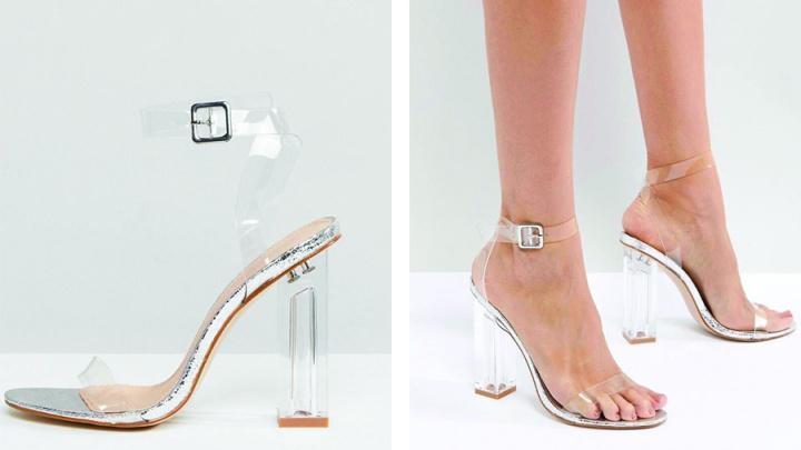 Прозрачные каблуки и глиттер: какую обувь выбирают самарские красотки