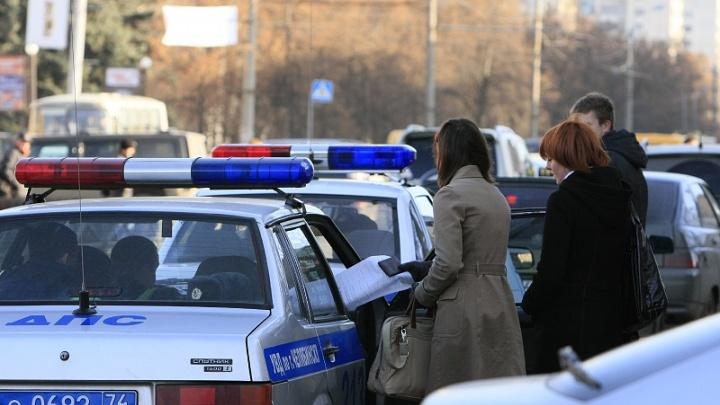 В Челябинске полицейского арестовали за вымогательство денег у виновника ДТП