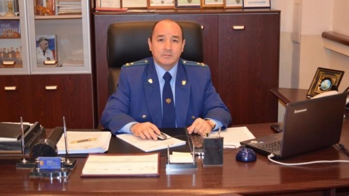 В Волгоградской области освободилось кресло межрайонного природоохранного прокурора