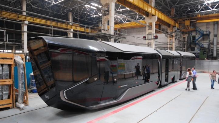 Трамвай  R1 — «iPhone на колесах» — не будут запускать в серийное производство