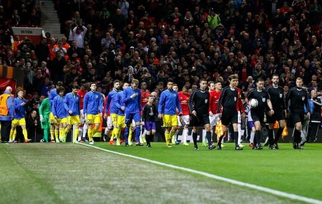 «Манчестер Юнайтед» – «Ростов»: онлайн-трансляция матча