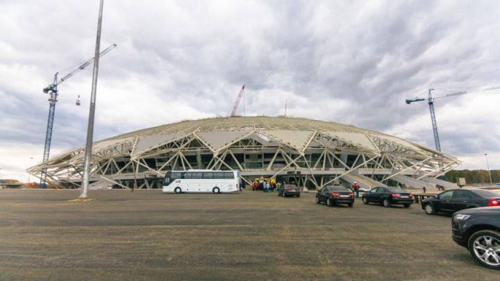 Криминальный стадион: при монтаже купола «Самара-Арены» потеряли 2,5 млрд рублей