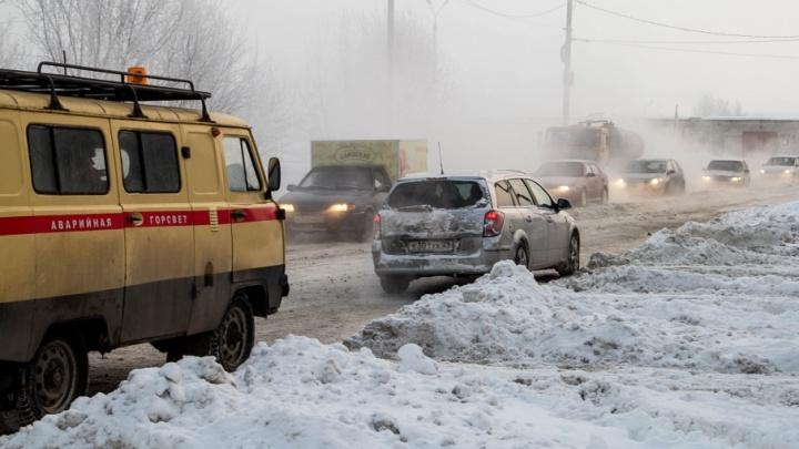 Водоканал: холодную воду пообещали вернуть в часть домов Архангельска до конца рабочего дня