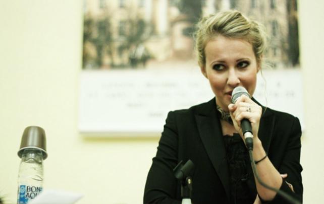 Ксения Собчак лично приедет в Ростов на открытие своего штаба
