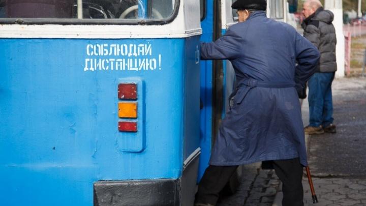 В Волгограде за выходные построят новое троллейбусное кольцо
