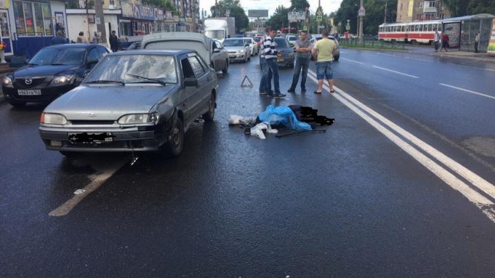 «Я даже не успел затормозить»: водитель ВАЗа, который  насмерть сбил старушку на Антонова-Овсеенко