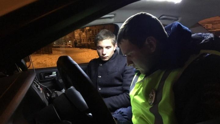 Каждые сутки на дорогах Тюмени ловят до 20 пьяных водителей: патрулируем дороги вместе с ДПС