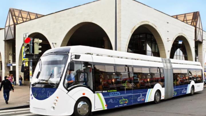 Официальный дилер KAMAЗ приобретет электробус для Ростова