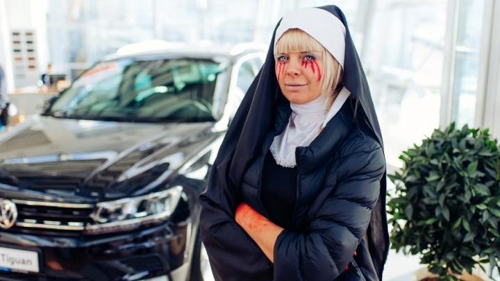 В Челябинске разгадали тайну раритетного Volkswagen