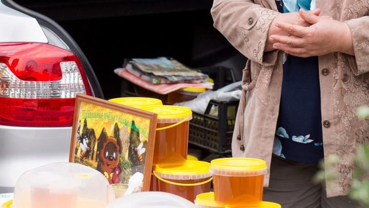 В Рыбинске продавщица мёда обворовывала квартиры пенсионеров