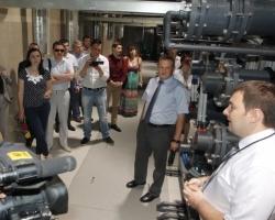 Управленцы из регионов высоко оценили проект «Вода Ростова»