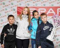 Четвертый магазин SPAR открылся в «Магеллане»