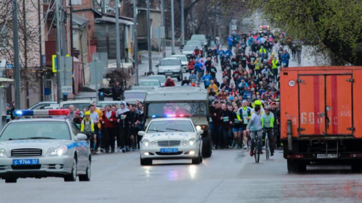 Во время пробега «Ростовское кольцо» в нескольких районах города ограничат движение