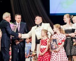 Басаргин наградил победителей фестиваля «Успешная семья Приволжья – 2016»