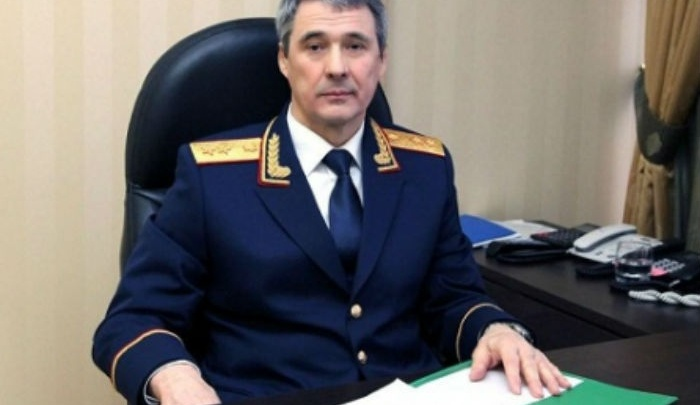 Президент освободил от должности руководителя областного следственного управления Юрия Попова