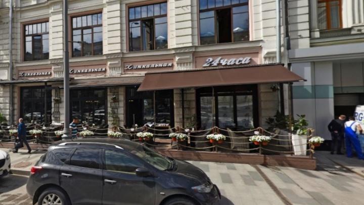 Сын руководителя СУ СКР по Волгоградской области избит у входа в ресторан в Москве