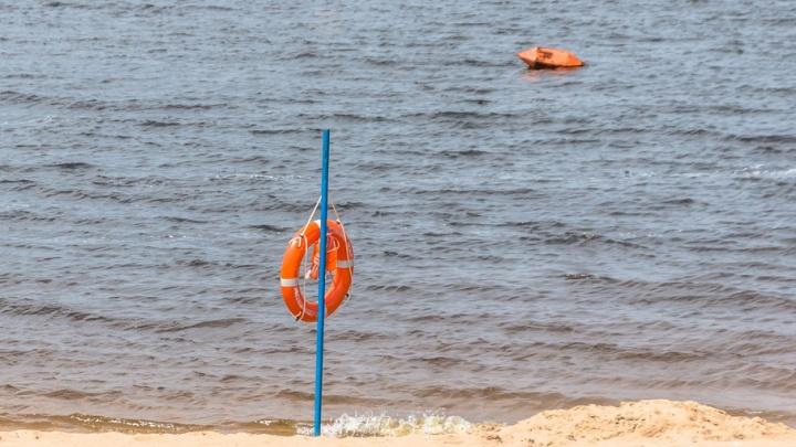 В Самаре пляжный сезон начался с кражи якорей и спасательных кругов