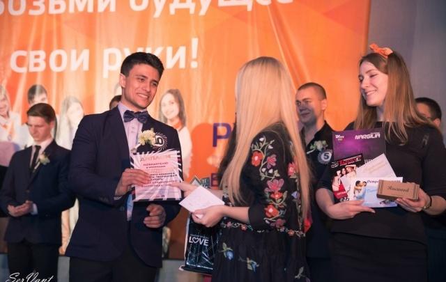 В Волгограде выбрали «Мистера студенчество»