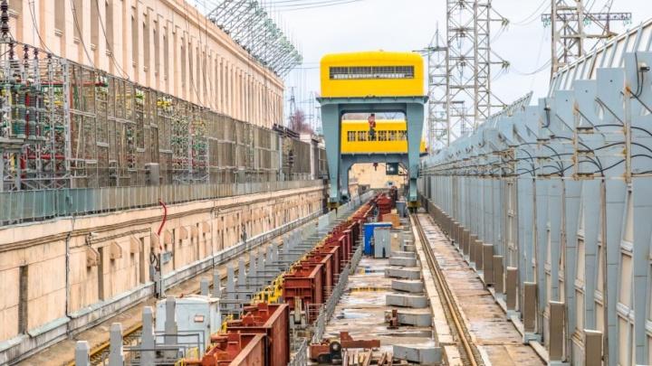 Снега много: на Жигулёвской ГЭС — новые режимы работы