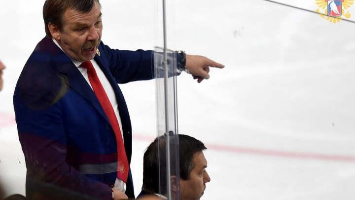 Евгений Кузнецов забросил шайбу в полуфинале чемпионата мира по хоккею