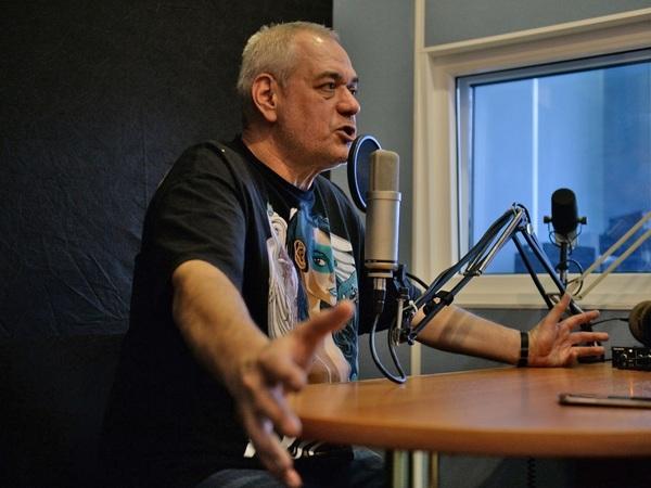 Сергей Доренко//Геннадий Гуляев/Коммерсантъ