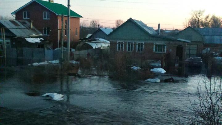 Пик паводка в Самарской области придется на конец апреля