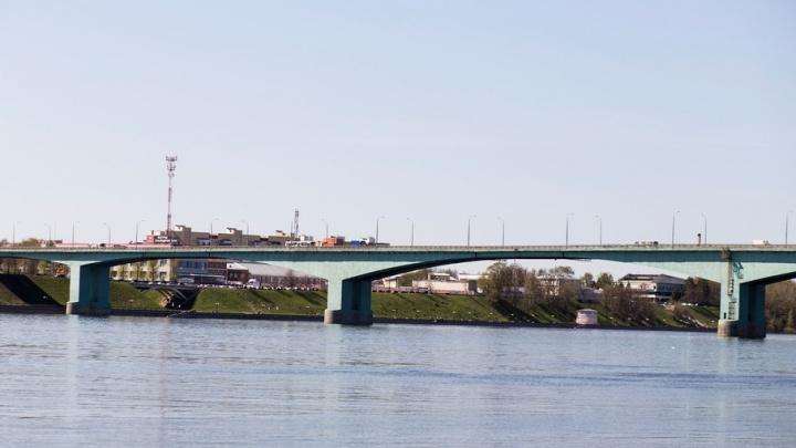 В Ярославле на мосту спасли 18-летнюю девушку