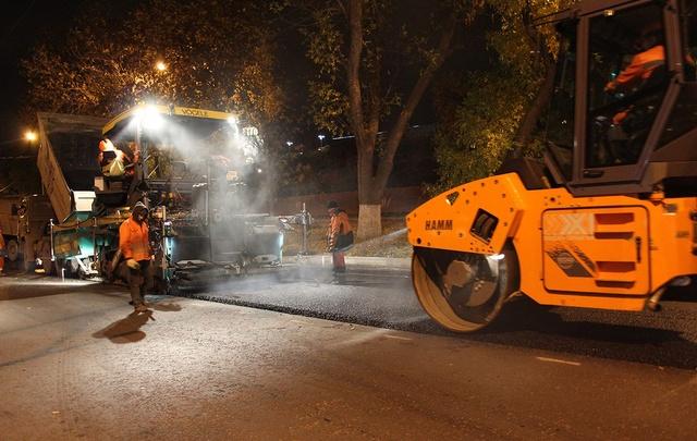 В Самаре капитальный ремонт Красноглинского шоссе затянется на два года