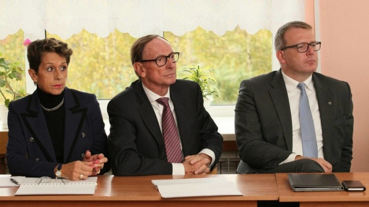Меценаты из Германии заинтересовались развитием туризма на родине Ломоносова