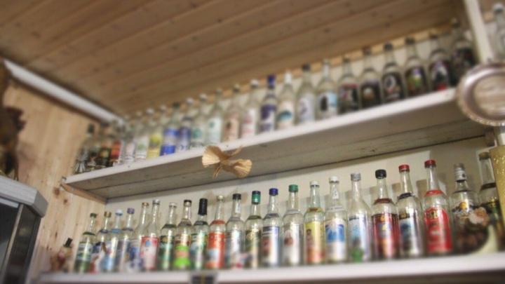 В Самаре на улице Победы мужчина украл две бутылки дорогого алкоголя