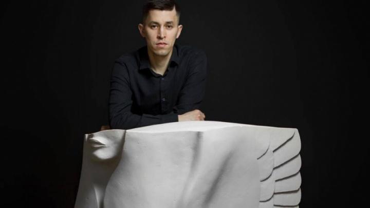 Пермский скульптор получил премию в 100 тысяч рублей от минкульта Татарстана